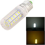 YouOKLight® E14/E27 9W 800lm CRI>80 3000K/6000K 36*SMD5730 LED Light Corn Bulb (110-120V/220-240V)