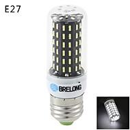 BRELONG E14 / G9 / E27 16 W 96 SMD 3014 1500 LM Warm White / Cool White Corn Bulbs AC 220-240 V