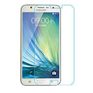 premie härdat glas skärm skyddsfilm till Samsung Galaxy J5