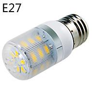 1 pcs E14 / E26/E27 9 W 24 SMD 5730 810 LM Warm White / Cool White LED Corn Bulbs AC 220-240 / AC 110-130 V