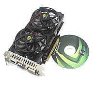 nvidia gt9800 512m GDDR3 256bit PCI Express x16 grafik kartı -Siyah