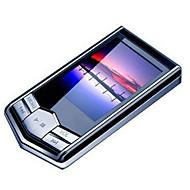 """4g 8gb portátil reproductor de mp4 mp3 delgado con 1.8 """"de pantalla lcd de radio fm videojuegos película"""