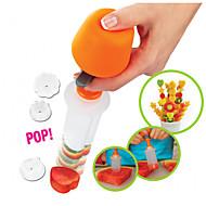 pop grönsak frukt dekorera enhetsmodell