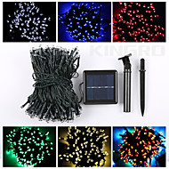 22M 200LED Solar String Lights Christmas Fine Party Light Waterproof Lamp