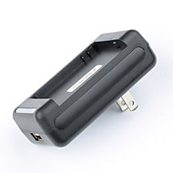 Black Battery Dock Wall Charger for Samsung Galaxy Note 2 N7100