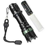 LT 3 Mode 500 Lumens LED Flashlights