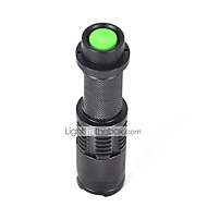 LT LED Flashlights/Torch LED 2200 Lumens 5 Mode Cree XM-L T6 18650Waterproof / Rechargeable / Impact Resistant / Strike Bezel / Tactical
