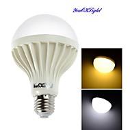 YouOKLight® 1PCS E27 12W 18*SMD5630 900LM 3000K/6000 Warm White/Cool White Light  LED Globe Bulbs (AC 220V)