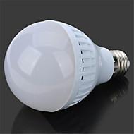 9W E26/E27 Bombillas LED de Globo A80 30 SMD 900 lm Blanco Cálido / Blanco Fresco Decorativa AC 100-240 V 1 pieza