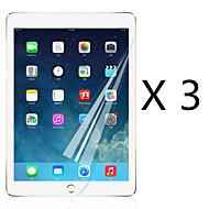 (3 kpl) teräväpiirto näyttö suojelija elokuva iPad Mini 4