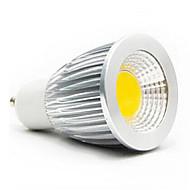 7w GU10 550lm lumière blanche chaude / froid led spots en torchis (85-265V)