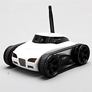 Crawler Racing 777-270 Brushless Electric RC Car White Ready-To-GoRemote Control Car / Remote Controller/Transmitter / Battery Charger /