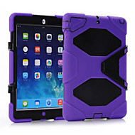 Fashion Defender Case Waterproof Shockproof Case PC+Silicone Hybrid Case Cover For iPad Air Retina