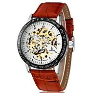 Men's Watch Auto-Mechanical Hollow Engraving Wrist Watch Cool Watch Unique Watch Fashion Watch