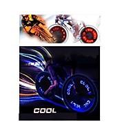 LED - Wielrennen AG10 90 Lumens Batterij Fietsen / Rijverlichting / motocycle-Verlichting