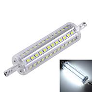marsing® R7s 10w 800lm 6500K 72-smd 2835 ledde kallt vitt ljus lampa lampa (AC 220-240V)
