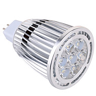 9W GU5.3(MR16) LED-spotlampen MR16 7 SMD 850 lm Warm wit / Koel wit Decoratief AC 85-265 / AC 12 V 1 stuks