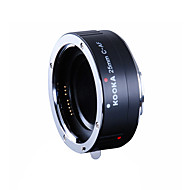 KOOKA KK-C25A Aluminium Alloy AF Extension Tube with TTL Auto Exposure for Canon 25mm inputs EF&EF-S SLR Cameras