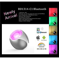 couleurs LED Smart humeur changeante lightbluetooth conduit couleurs vivant lampled lampe d'ambiance bluetooth