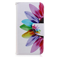 Για Samsung Galaxy Θήκη Θήκη καρτών / Πορτοφόλι / με βάση στήριξης / Ανοιγόμενη / Με σχέδια tok Πλήρης κάλυψη tok Μάνταλα Συνθετικό δέρμα