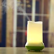 ultraljuds USB LED mini luftfuktare aromaterapi maskin