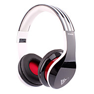 MQ81 3.5mm Wired Headband Gaming Headphone - White + Red + Multicolor