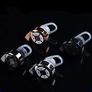 gl800 bluetooth headset csr v4.0 EDR 2-i-1 öronkrok bluetooth stereo med mikrofon för iPhone / Samsung / laptop / tablett