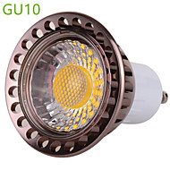 1 pcs GU10 / GU5.3 9 W 1 COB 850 LM Warm White / Cool White MR16 Decorative Spot Lights AC 85-265 V