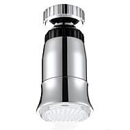 Colorful Kitchen Sink Universal Adapter LED Faucet Nozzle (Automatic Color Change)