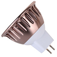 1 stk GU10 / GU5.3 9 w 1 cob 850 lm varm hvid / kold hvid MR16 dekorative spotlights ac 85-265 v