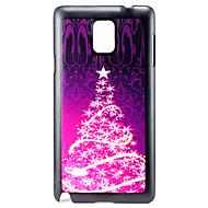 Mert Samsung Galaxy Note Minta Case Hátlap Case Karácsony PC Samsung Note 4