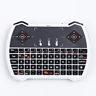 2.4G wireless GLI9 air mouse touch pad mini keyboard