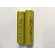 gp 18650 2200mAh industrielle batteri 1pis