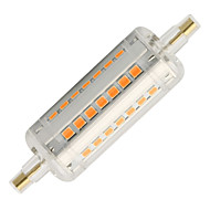 1 pcs Ding Yao R7S 5W 36SMD 2835 720LM Warm White / Cool White Recessed Retrofit Dimmable Corn Bulbs AC 85-265V