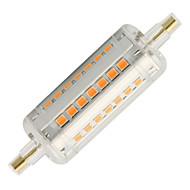 5W R7S LED-kolbepærer Nedfaldende retropasform 36 SMD 2835 720 lm Varm hvid / Kold hvid Justérbar lysstyrke AC 85-265 V 1 stk.