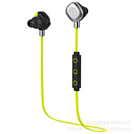 IPX7 waterproof Sport Bluetooth headphones earphones,10 hours wireless Sport  headset with Mic for iphone 6 6S 6Plus