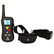 patpet collare a distanza di addestramento del cane impermeabile con display lcd (pts-008)