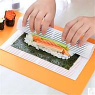 Sushi-väline For Rice Ruostumaton teräs Creative Kitchen Gadget