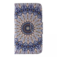 Sun Flower Painted PU Phone Case for Galaxy Grand Prime/Core Prime/J5/J1/J1 Ace/J2