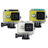 バッグ 防水ハウジング ケース 取付方法 防水 フローティング ために Xiaomi Camera 狩猟と釣り ボート遊び サーフィン ダイビング