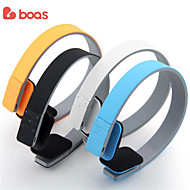 Boas νέα ακουστικά στούντιο ακουστικών Bluetooth χωρίς καλώδιο για την τηλεόραση ή iphone6s