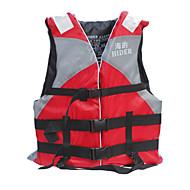 Safety Gear / Life Jacket / Life Vest Adult Diving / Snorkeling / Swimming Red / Blue Plastic-Hider