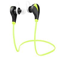 bluetooth headset G6 sport hörlurar (i örat) med mobiltelefon
