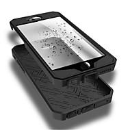 vesitiivis iskunkestävä dirtproof lumenpitävä tpu + muovinen suojakotelo suojus iPhone 6s 6 plus