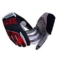 Gant Cyclisme / Vélo Femme / Homme Doigt completAntidérapage / Garder au chaud / Antiusure / Perméabilité à l'humidité / Résistant aux