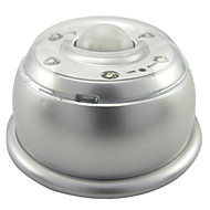 1 kpl Neutral E14 5.0 W 6 Integroitu LED 120,000 MCD LM Neutraali valkoinen Upotettu jälkiasennus Sensori LED-älyvalot Patteri V