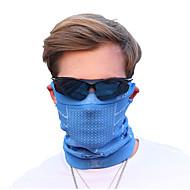 Fietsen/Wielrennen Face Mask Heren Mouwloos Ademend / Stofbestendig Textiel Binnenwerk Effen Rood / Blauw Gratis Grootte Fietsen/Fietsen