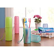 "Travel Bottle & CupForToiletries Plastic 7.9""*2.2""*2.2(20cm*5.5cm*5.5cm)"