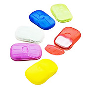 Soap Dish Waterproof Portable for Travel Storage