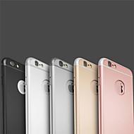 di lusso ultra-sottile smerigliato antiurto posteriore della cassa del PC copertura per il iphone 7 7 più 6S 6 Plus